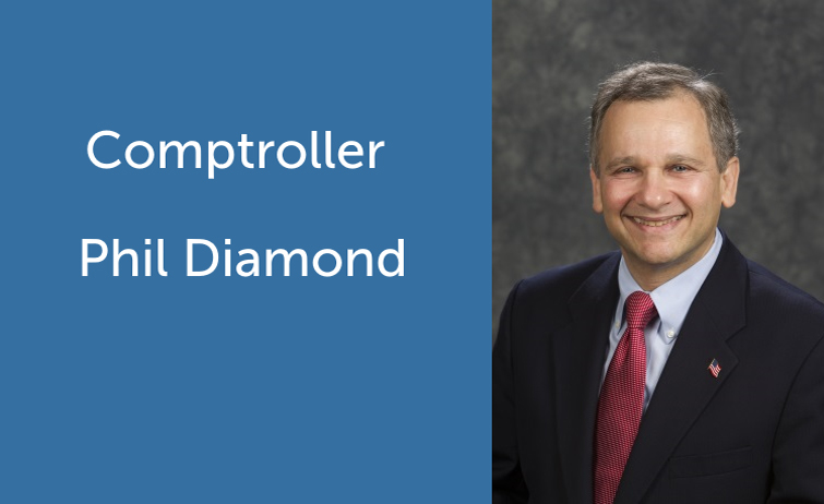 Picture of Phil Diamond, Orange County Comptroller