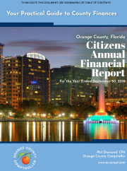 Citizens Annual Financial Report